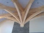 Charpente bois traditionnelle à Angers 49
