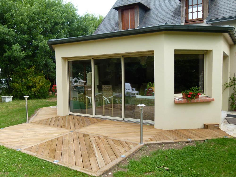 Vous êtes ici Terrasse Bois et Composite  Charpentier Angers – AR