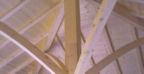Charpente bois à Angers - ARCM
