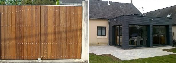 Menuiseries portes et fenêtres à Angers 49