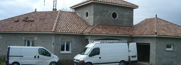 Couverture toit / toiture Angers Maine et Loire 49